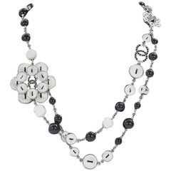 Chanel Multi-Strand Beaded Necklace
