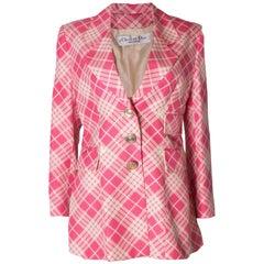 Christian Dior Vintage Numbered Jacket