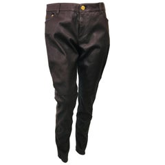 Michael Michael Kors Leather Pants