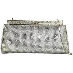 Judith Leiber Crystal Evening Bag with Box