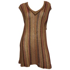 Missoni Knit Vest Dress