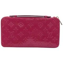 Louis Vuitton Daily Organizer Handbag Monogram Vernis