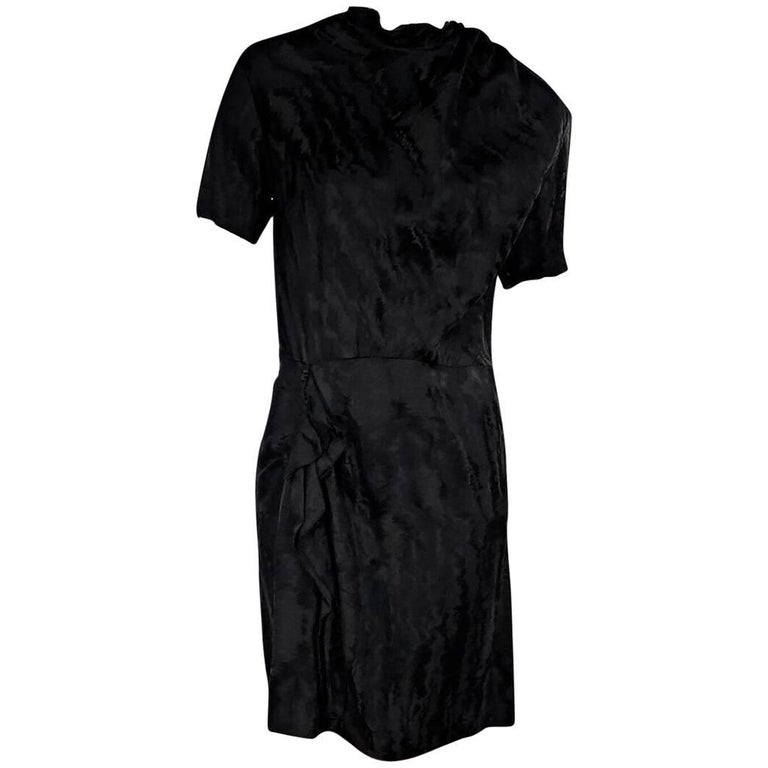 Black Isabel Marant Sheath Dress