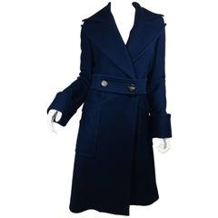 TSE Wool Trenchcoat