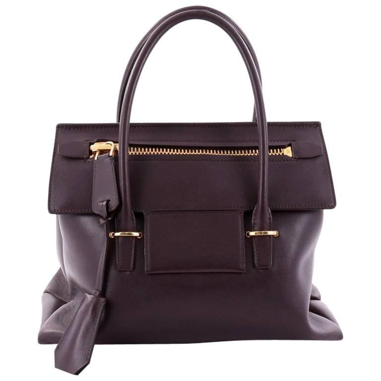 Tom Ford Icon Tote Leather Small