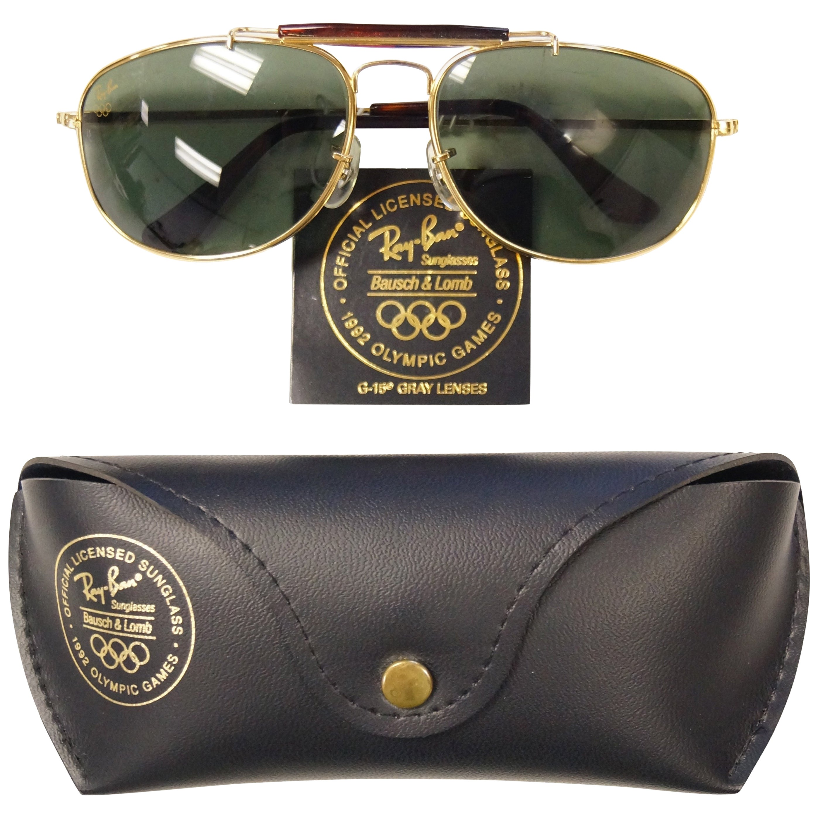 1b51c48b32 Bausch and Lomb Ray-Ban Olympic Edition Sunglasses