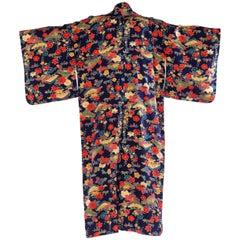 Japanese Floral Kimono