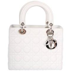 My Lady Dior Bag 24 - white