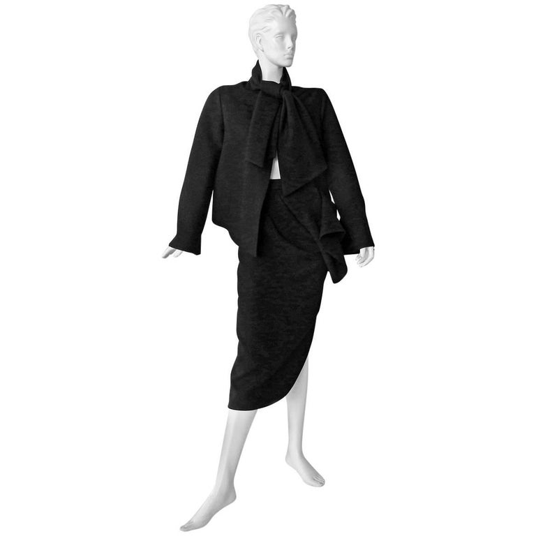 Christian Dior Stylish Couture 50's Inspired Suit 2013 Runway Collection