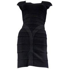 Hervé Léger Couture Dress