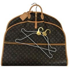 Louis Vuitton Monogram Garment Cover Travel Bag