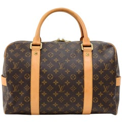 Louis Vuitton Carryall Monogram Canvas Travel Bag