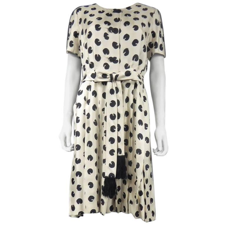 Jeanne Lanvin Castillo Haute Couture For Sale