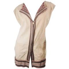 Missoni Button Up Vest