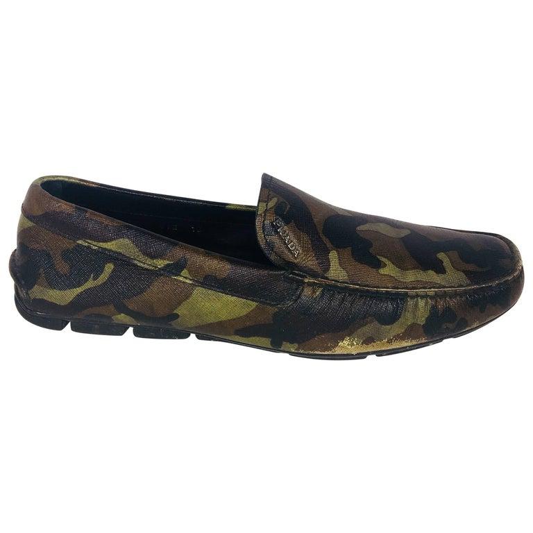 Men's Prada Loafers