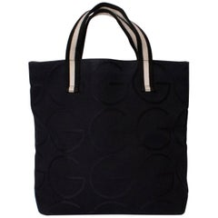 Gucci Black Shopper