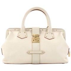 Louis Vuitton Suhali L'ingenieux Handbag Leather PM