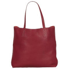 Hermes Red Double Sens 30