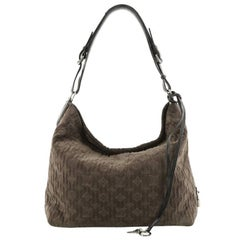 Louis Vuitton Antheia Hobo Suede PM
