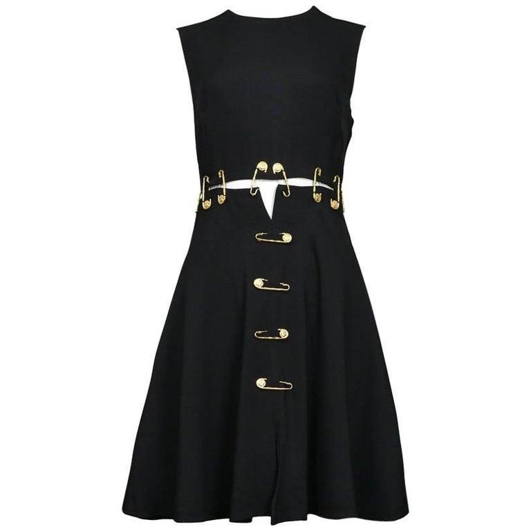 Versace Safety Pin Dress, 1994