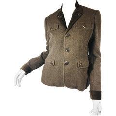 Ralph Lauren Collection Cashmere Blazer
