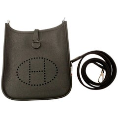 New - Hermes Evelyne - Mini - TPM - Black