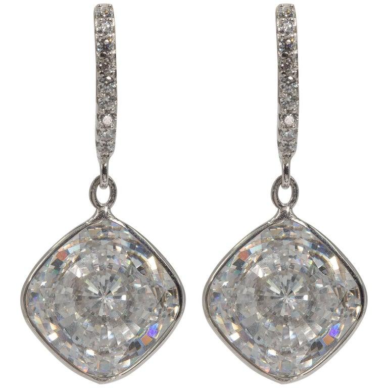 Costume Diamond Earrings Pera Cz Brand Nigerian Women