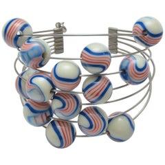 Isse Miyake Rare Cuff Bracelet