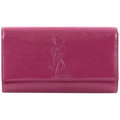 Saint Laurent Belle de Jour Clutch Leather Small