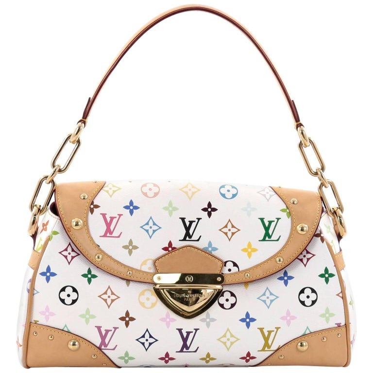 53c668ea9f5c Louis Vuitton Beverly Handbag Monogram Multicolor MM at 1stdibs