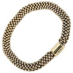 Links of London Goldtone Effervescence Bracelet