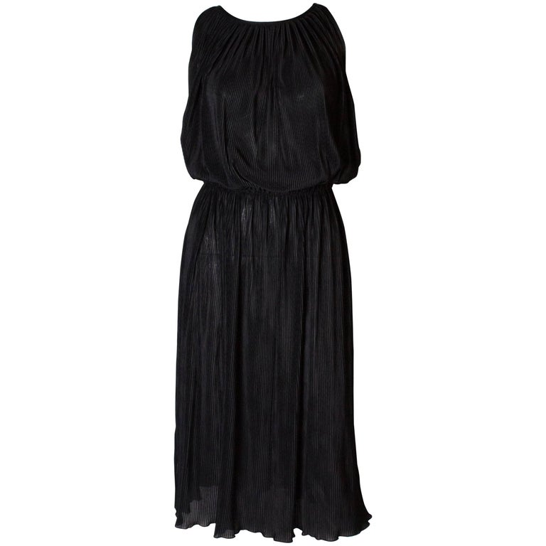 Vintage Radley Pleated Dress