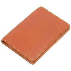 Louis Vuitton Brown Nomade Leather Organizer De Poche Card Case
