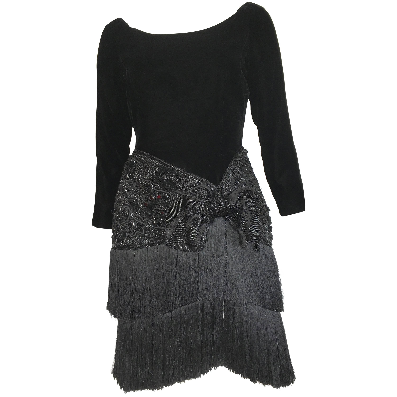 7d34f6b86e Vintage Oscar De La Renta Evening Dresses and Gowns - 278 For Sale at  1stdibs - Page 3