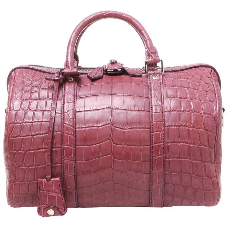 Louis Vuitton 2014 Violet Sofia Coppola BB Bag