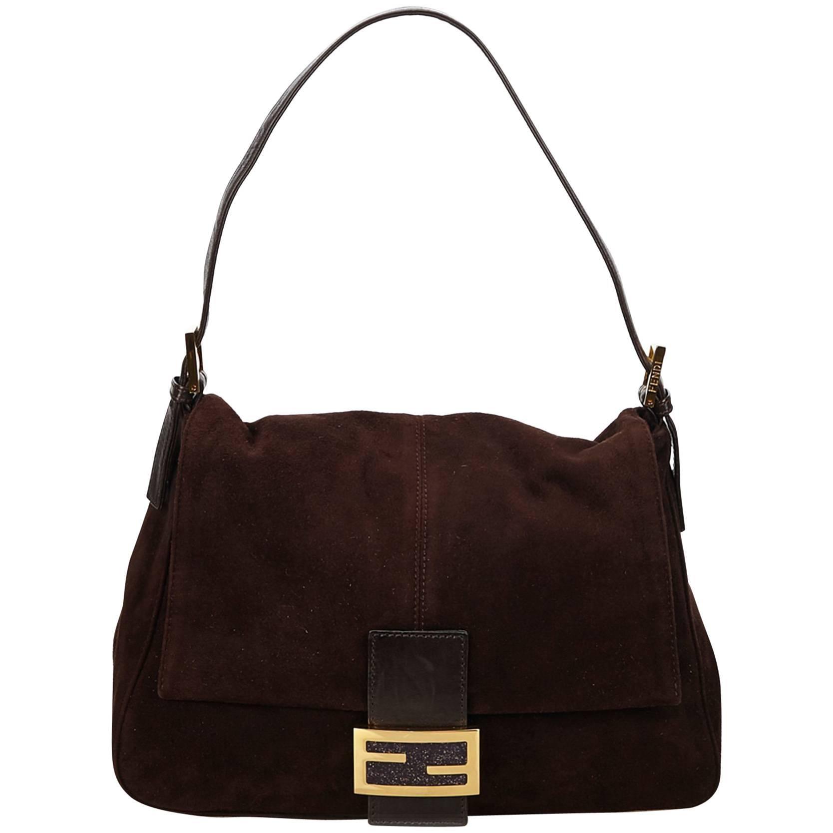 1stdibs Fendi Selleria Black Leather Large Flap Messenger Bag XxoyS