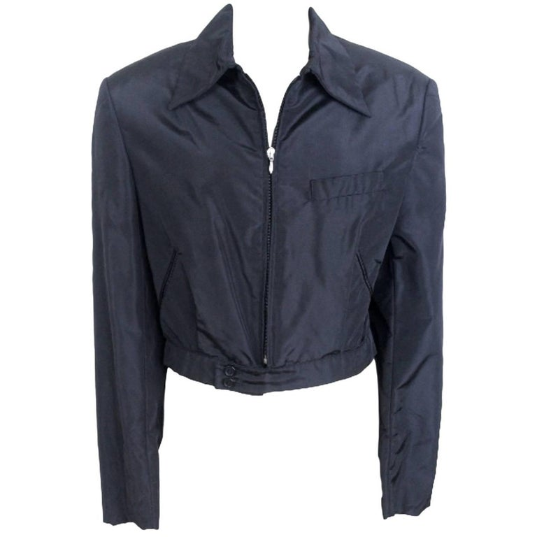 Alexander McQueen Mens 1996 Collection Jacket with Date of Birth Label For Sale