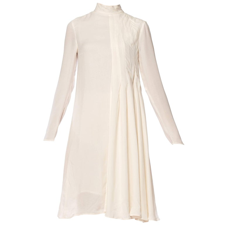 Calvin Klein Modern White Dress