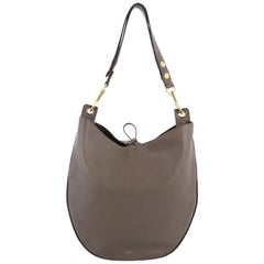 Celine Hobo Leather Medium