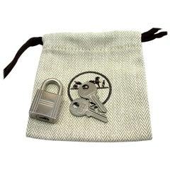 Hermès Cadenas  Lock & 2 Keys For Birkin or Kelly bag  / BRAND NEW