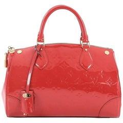 Louis Vuitton Santa Monica Handbag Monogram Vernis