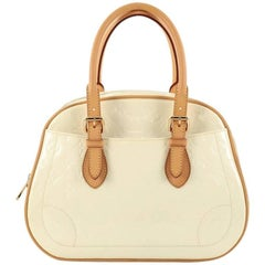 Louis Vuitton Summit Drive Handbag Monogram Vernis