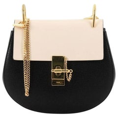 Chloe Drew Crossbody Bag Leather