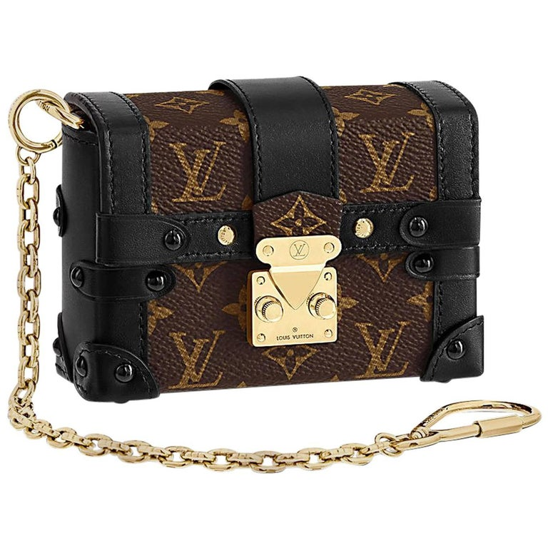 Louis Vuitton Runway Miniature Essential Trunk Bag For Sale