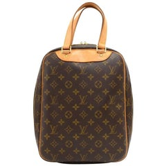 Louis Vuitton Vintage Excursion Monogram Canvas Travel Hand Bag