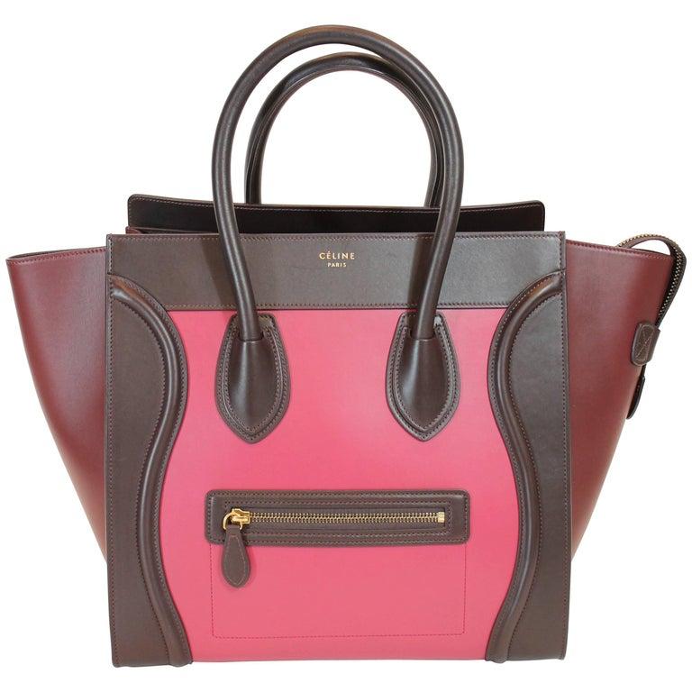 Mini Luggage Handbag