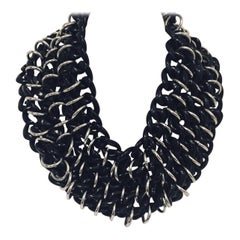 Dramatic Dolce & Gabbana Rare Statement Necklace