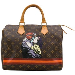 Louis Vuitton Speedy Pop Art Tote