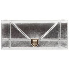 Christian Dior Diorama Long Clutch