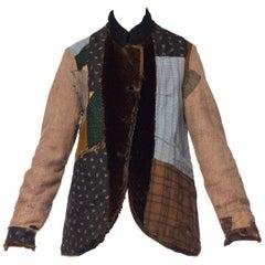 Victorian Patchwork Jacket